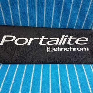 Elinchrome PortLite soft box