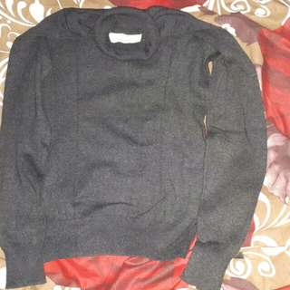 Zara Knit sweater rool neck