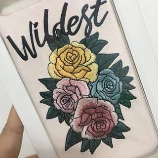 Iphone 7 / 8 Plus Casing (Bershka)