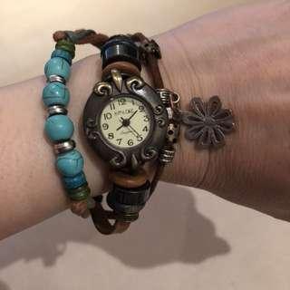 型格民族時尚手錶