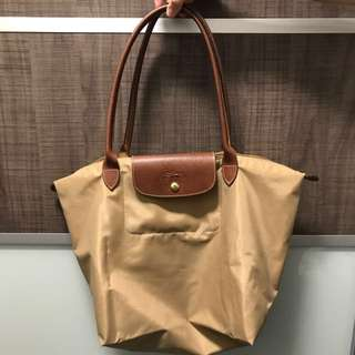 Authentic Longchamp Nylon Bag
