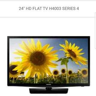 "Samsung 24"" HD TV Series"