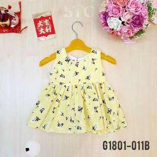 [READY STOCK] Floral Dress