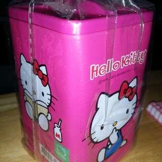 Hello Kitty Pink pen/pencil holder