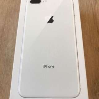 IPhone 8 Plus 256GB NEW