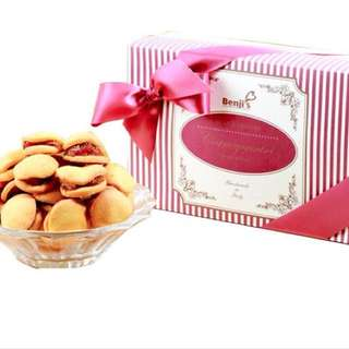 BENJI'S COOKIES - DRIED FIG 400G