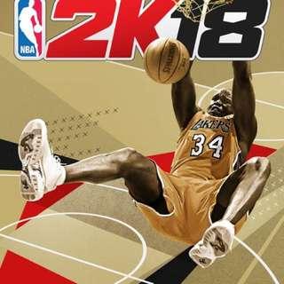 NBA 2K18 Legend Gold Edition PS4