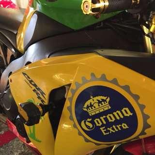 9H Ceramic Coating Nano-Resin For Motorbikes!