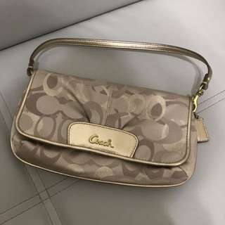 Coach evening bag 晚宴袋