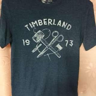 Timberland短t