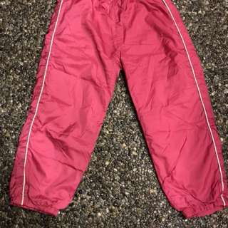 Preloved warm sports pants