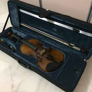 Violin 4/4 for Beginners