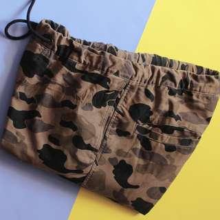 ARMY LONG PANTS