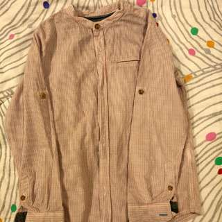 Zara Boy Long Sleeve