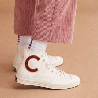 Sample Pair Converse Chuck 70s Wordmark