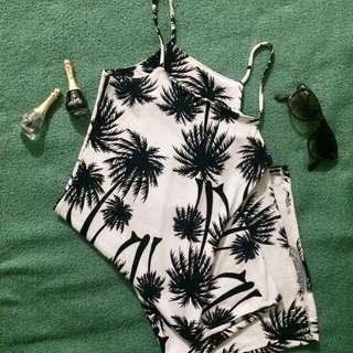 Long body fit dress