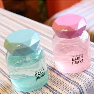 Candy Colors Mini Diamond Stain Glass Water Bottle Kids Drinking Bottle (220ml)