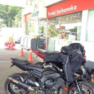 Yamaha Fz1S Dec 2011
