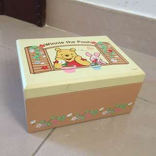 Winnie The Pooh 音樂盒