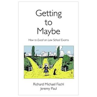 Getting to Maybe BY Richard Michael Fischl  (Author),‎ Jeremy R. Paul  (Author)