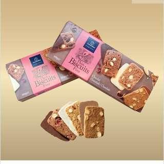 Leonidas 朱古力餅 Chocolate Thin Biscuit 100g