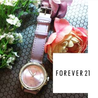 Forever21 Purple Sparkling Watches