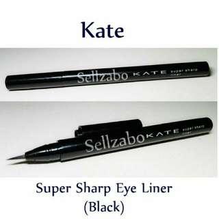 Super Sharp Eyeliner Black
