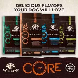 Wellness Core Dog Food 4lb