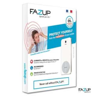 FAZUP 手機抗輻射貼片(2片)- 法國製造