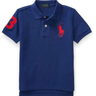 Authentic Ralph Lauren Polo Shirts