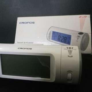 CRONOS PROJECTION CLOCK