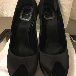Christian Dior high heel shoes