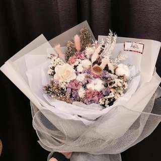 Dry Flower Bouquet
