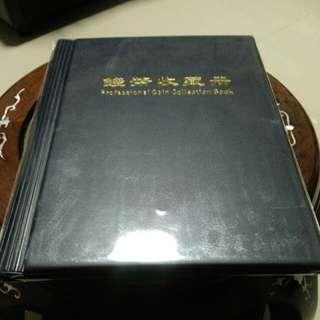 Coin album brand PCCB(120's)