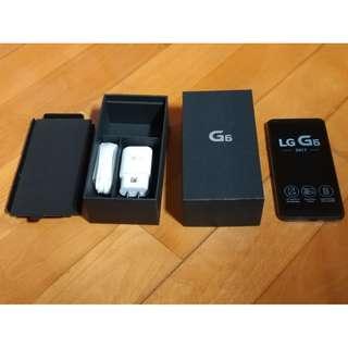 99.999%新 LG G6 64GB 韓版 G600L