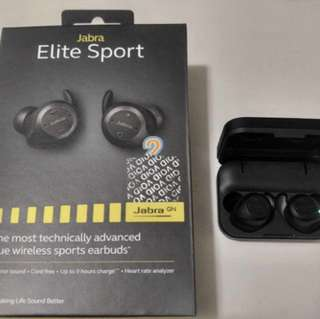 Jabra Ellte Sport藍芽耳機