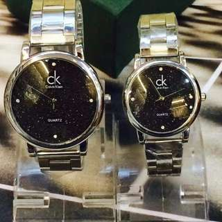 CK Couple Watch