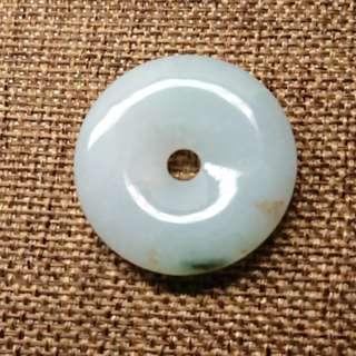 Type A Jade (Jadeite) 细糯翡翠平安扣