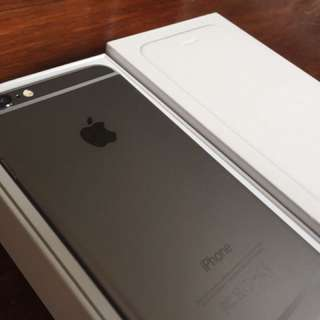 IPHONE 6 64GB GREY OFFICIAL