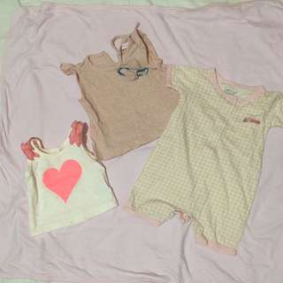 Take all baby shirts