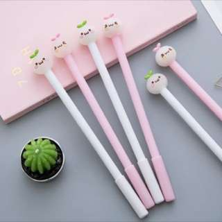 0.5 Cute mochi Pens