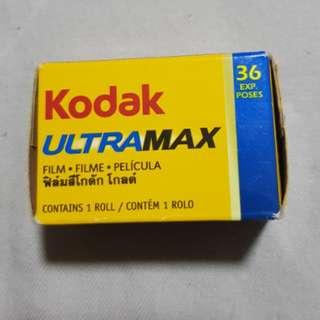 Kodak ultramax 36 Expired 03/2014