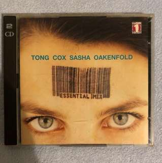 Essential Mix (Tong Cox Sasha Oakenfold)