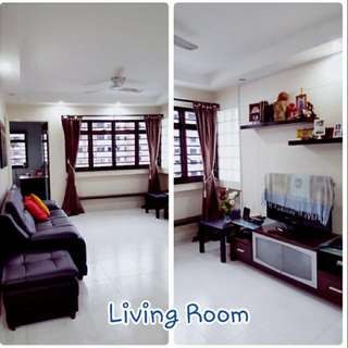 4 Room Flat for Lease / Rent At Choa Chu Kang Crescent