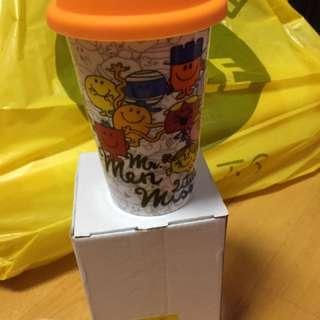 Coffee Mug  mr.little&little miss. 咖啡杯 水杯