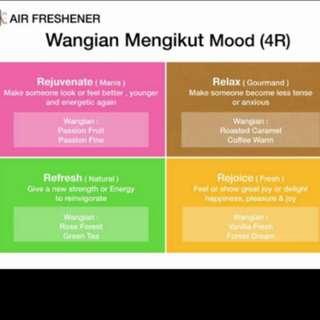Air freshener  New instock
