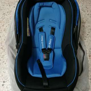 U-Baby CS326-A Baby Carrier Car Seat (Blue)