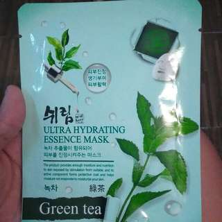 Korean Authentic Face Mask