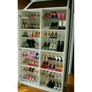 Lemari Rak Sepatu Minimalis