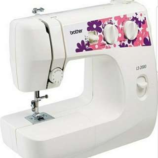 Brother sewing machine LS-2000